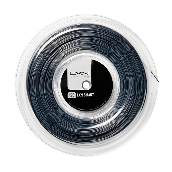 Luxilon Smart 200m Saitenrolle 1,30mm schwarz