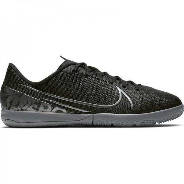 Nike Kinder JR Vapor 13 Academy IC Hallenschuh schwarz