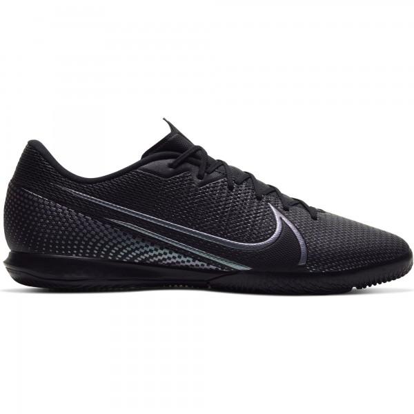 Nike Herren Vapor 13 Academy IC Fußball Hallenschuh schwarz