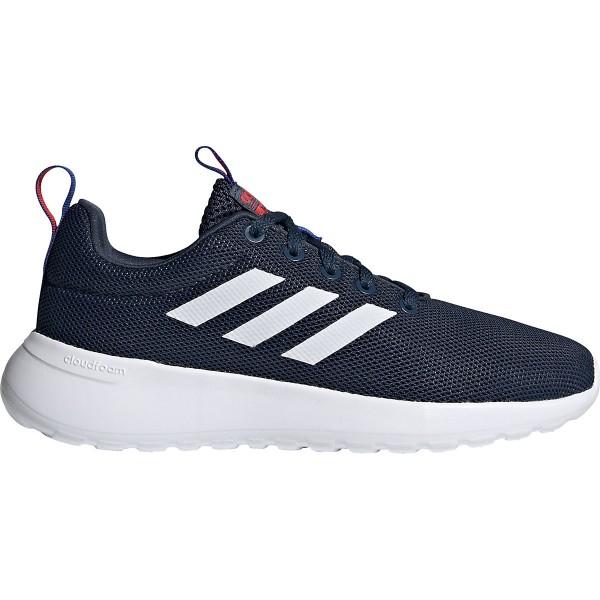 Adidas Jungen Lite Racer CLN Sneaker Laufschuh dunkelblau-weiß
