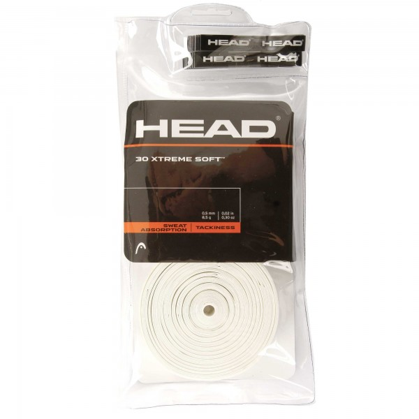 Head Xtreme Soft 30er Overgrips