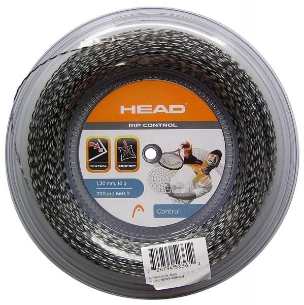 Head Rip Control schwarz 200m Tennissaite