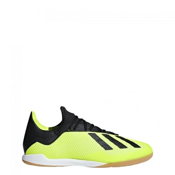 Adidas Herren X Tango 18.3 IN Hallenschuh grün-schwarz