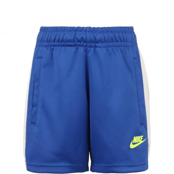 Nike Kinder Repeat Trainingsshort Freizeitshort blau-weiß-gelb