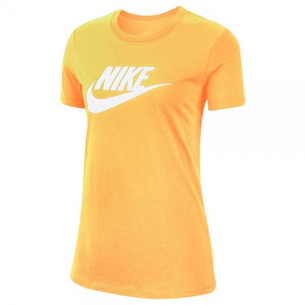 Nike Damen Sportswear Essential T-Shirt topaz gold