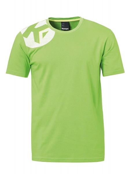 Kempa Tshirt Core 2.0 neon Grün