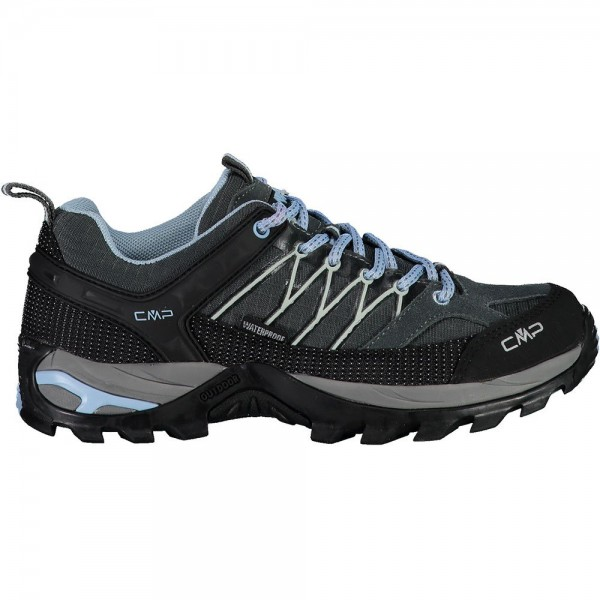 CMP Damen Rigel Low Trekkingschuh Outdoorschuh graphite-light blue