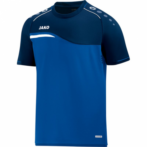 Jako T-Shirt Competition 2.0 royal/navy