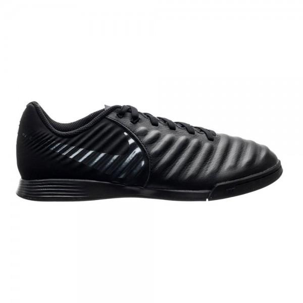 Nike Kinder JR Legend X 7 Academy GS IC Fußball Hallenschuh schwarz