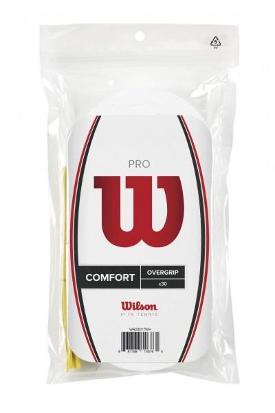 Wilson Pro Overgrip 30er Pack weiss