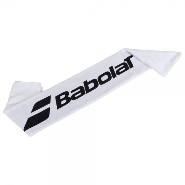 Babolat Tennis Handtuch weiß-schwarz