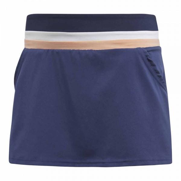 Adidas Club Skirt dunkelblau