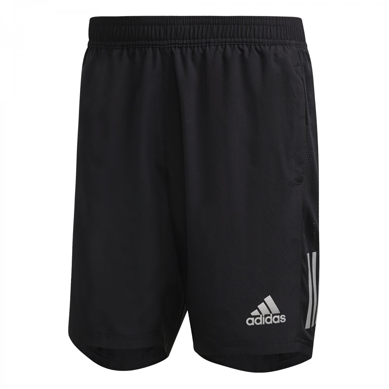 Adidas Herren Own The Run Laufshort Trainingsshort schwarz