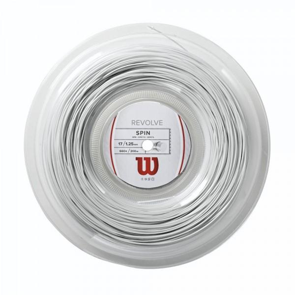 Wilson Revolve 200 m WH Saitenrolle 1.25 mm