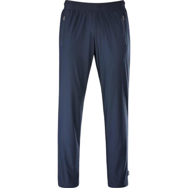 schneider sportswear Herren NEBRASKAM Trainingshose Freizeithose dunkelblau