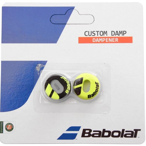 Babolat Custom Damp X2 schwarz/gelb