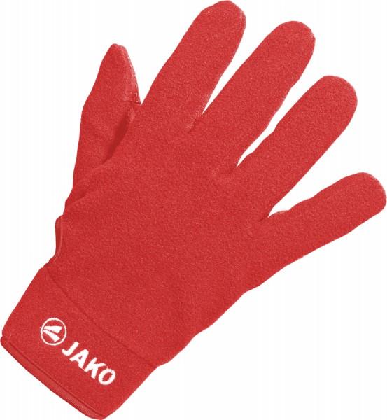 Jako Feldspielerhandschuhe Rot