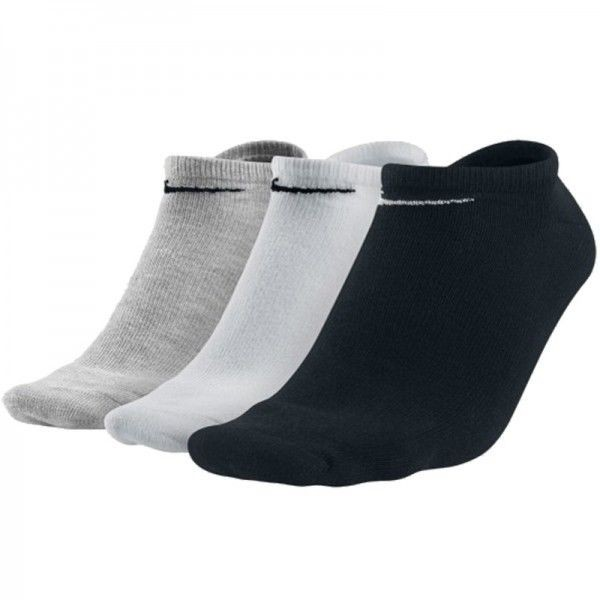 Nike Value No Show Sportsocken 3er Pack sortiert
