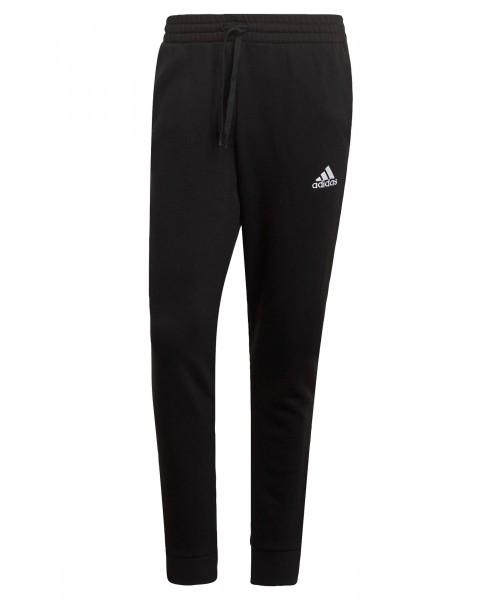 Adidas Herren Essential Tapered Cuff Trainingshose Funktionshose schwarz