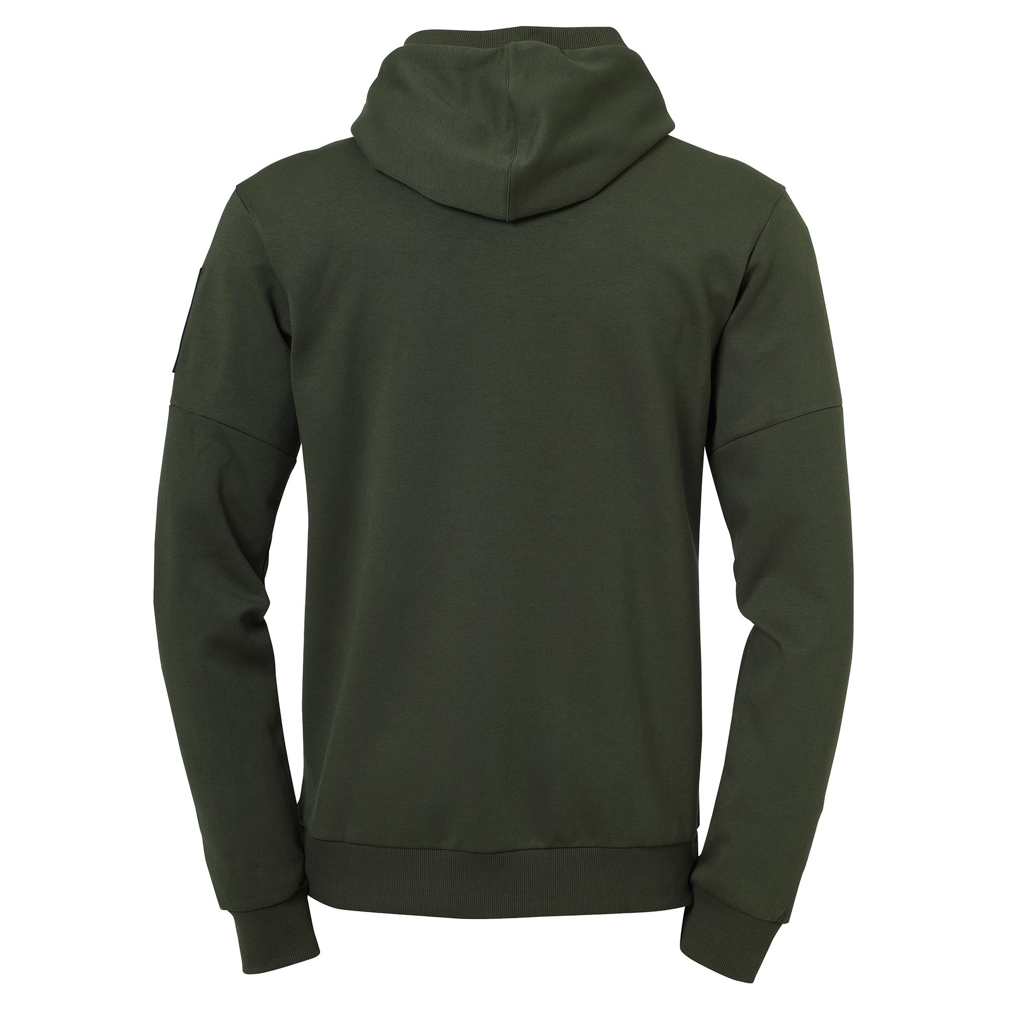 Kapuzenpullover dunkelgrün