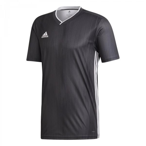 Adidas Herren Tiro 19 Trikot grau-weiß