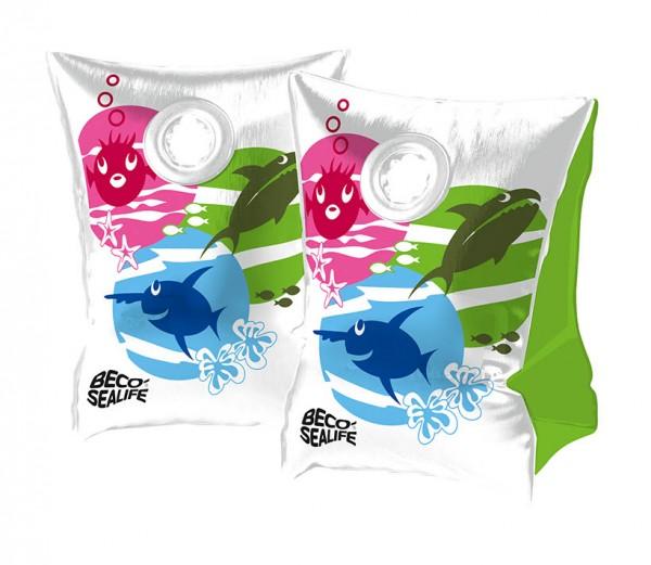 Beco Sealife Schwimmflügel Schwimmhilfe Für Kinder Kinder von 15-30 kg
