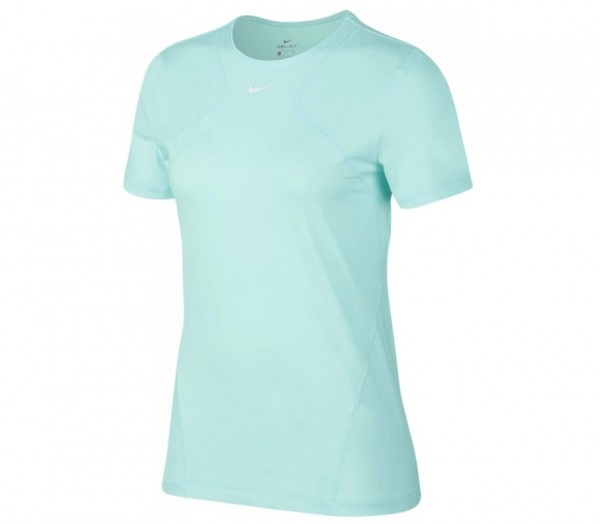 Nike Damen Funktionsshirt T-Shirt All Over mint