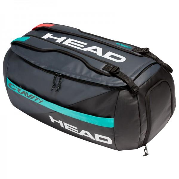 Head Gravity Sport Bag Tennistasche black-teal