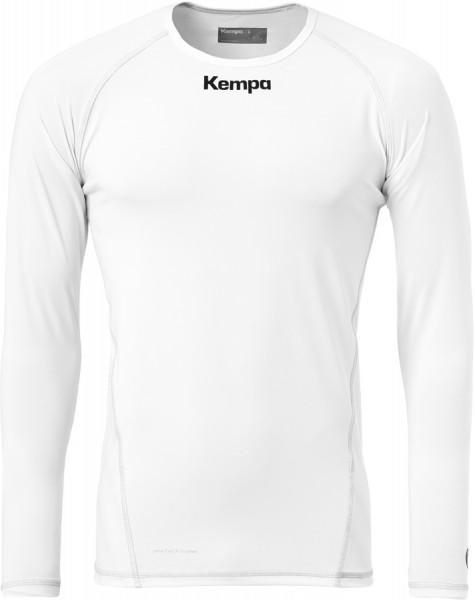Kempa Herren Attitude Longsleeve Shirt weiß