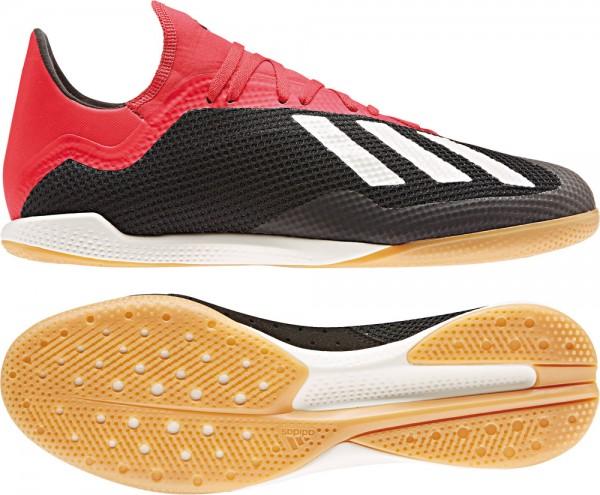 Adidas Herren Fussball Hallenschuhe Halle X 18.3 IN