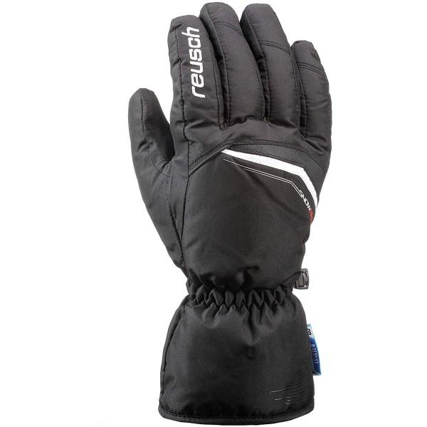 Reusch Snow King Skihandschuhe Snowboard Handschuhe schwarz-weiß