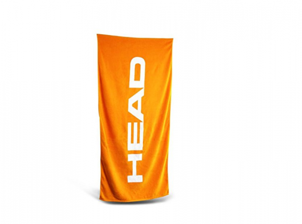 Head Sport Cotton Towel Badetuch Orange