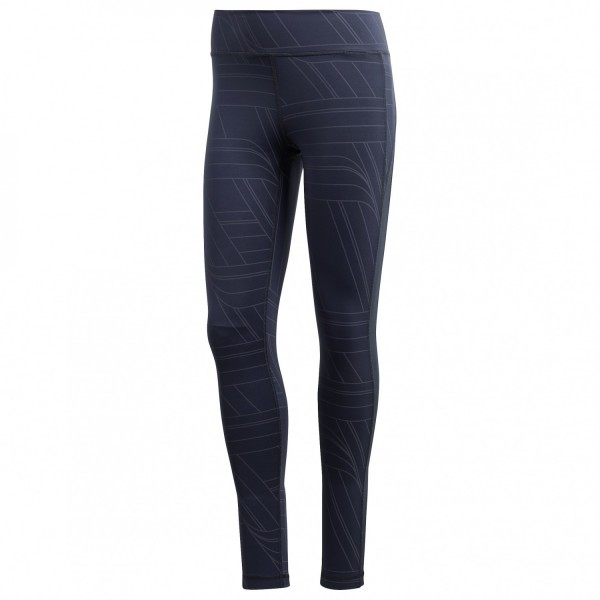 Adidas Damen Leggings Performance Believe This Tights grau