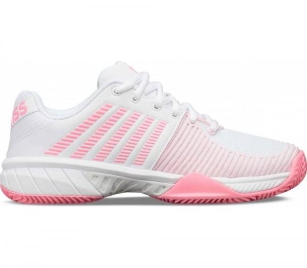 K-Swiss Damen Express Light 2 HB Tennisschuh weiss-pink