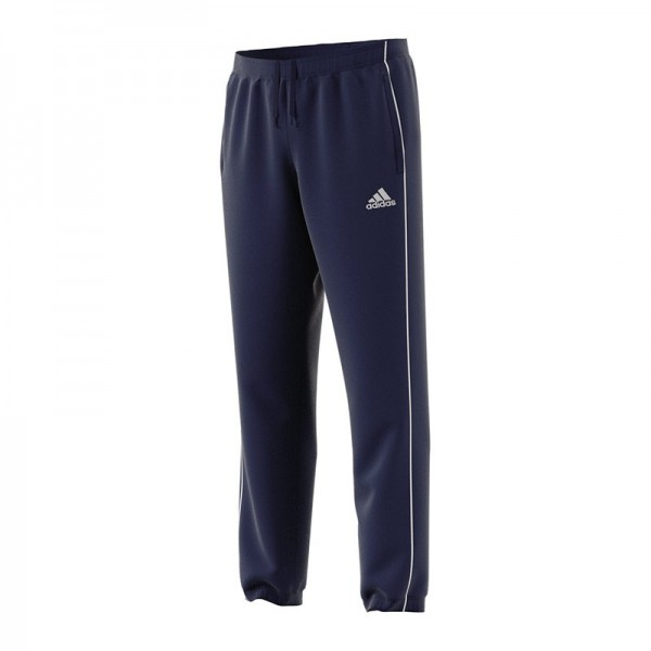 Adidas Core 18 Polyester Pants dark blue-weiß