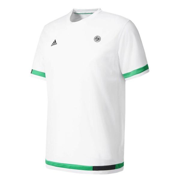 Adidas Roland Garros Polo Shirt weiß