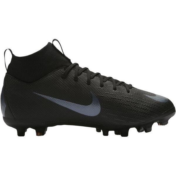 Nike Kinder JR Superlfy 6 Academy GS Fussballschuh schwarz