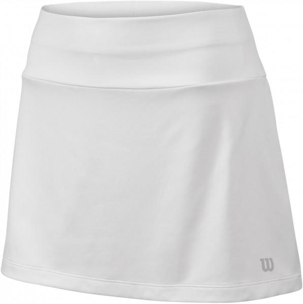 Wilson Core 12.5 Skirt Damen Tennisrock weiß
