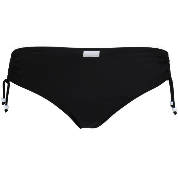 Stuf Damen Solid 4-L Bikini Hose schwarz