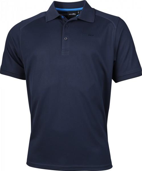 High Colorado Herren Polo Seattle Shirt navy/blau